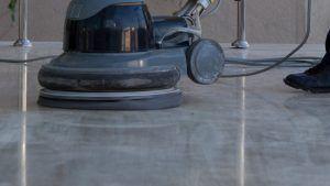 Garage floor Cleaning machine